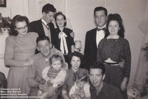 Al Hawkins with Children of George & Mamie