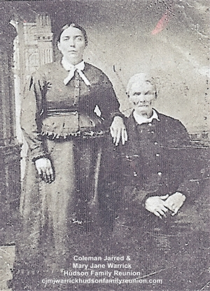 Father and Stepmother of Mary Jane