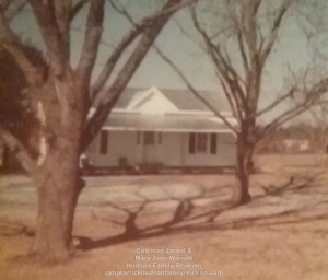 Home of Sallie Hudson Roberts