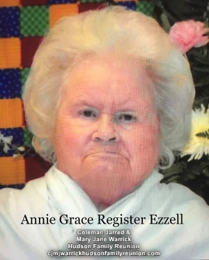 Annie Grace Register Ezzell
