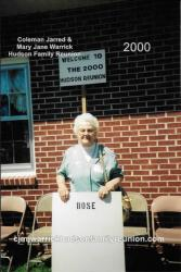 2000 - Family of Bose - Janie Doll Hudson Bradsher Wallace.